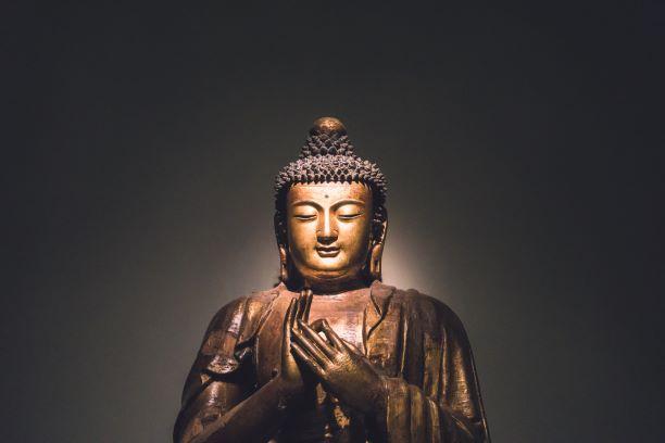 רדיו מהות החיים בודהה הקפסולה