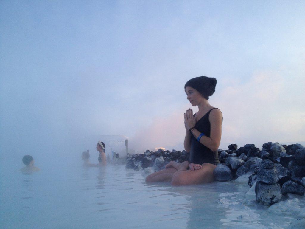 eatpraymove yoga iceland
